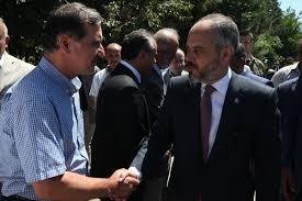 Bakan Kılıç 15 Temmuz şehidinin kabrini ziyaret etti
