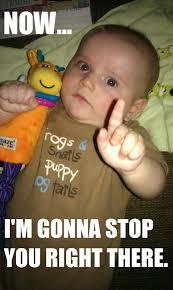 baby memes | Happy and Full of Ice Cream via Relatably.com