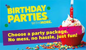 <b>Children's</b> Parties