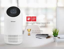 <b>Alfawise P2 HEPA Smart</b> Air Purifier For Just $39.99 [Coupon]