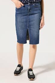 Джинсовая юбка миди <b>Vero</b> Moda - цена ₽ купить в интернет ...