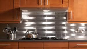 kitchen backsplash stainless steel tiles: kitchen tiles job lot stainless steel kitchen backsplash ideas