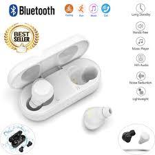 <b>A5 TWS Wireless Earbuds</b> Bluetooth SweatProof Headphones ...