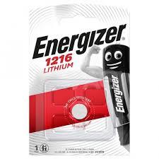 <b>Батарейка Energizer Lithium CR1216</b> (1 шт.) - IRMAG.RU