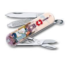 <b>Нож перочинный Victorinox</b> «<b>Classic</b>» (New Zealand). Скидка 109 ...