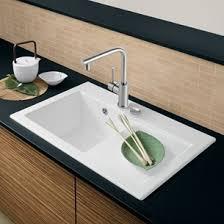 single bowl ceramic kitchen sink