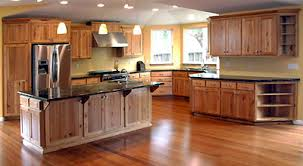 hickory kitchen cabinets additional
