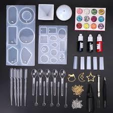 Формы для литья из смолы, <b>Набор для изготовления изделий</b> из ...