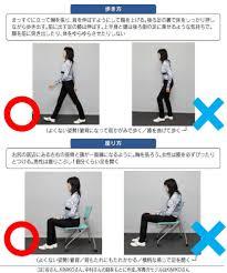 「座り姿勢」の画像検索結果