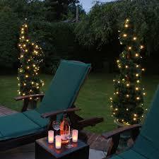 solar christmas lights white fairy