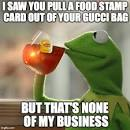 Image result for food stamp memes
