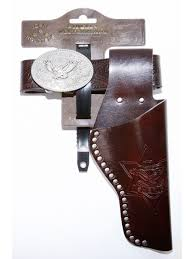 "Кобура на ремне ""Eagle"" with rivets, 135cm Schrodel 12705054 в ..."