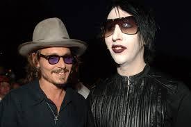 Johnny Depp, <b>Marilyn Manson</b> went on 24-hour drug binge, court ...