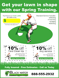 lawn care flyer templates gopherhaul landscaping lawn spring training flyer gif 125 9 kb 1 view