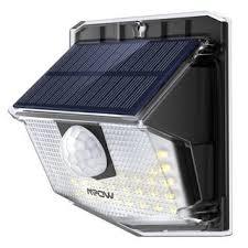Shop Mpow <b>30</b>-<b>LED Solar Lights</b>, Outdoor Motion Sensor <b>Lights</b> with ...