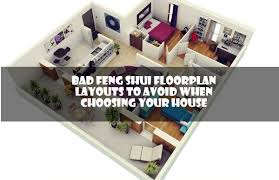 5 bad feng shui floorplan layouts to avoid when choosing your house bad feng shui