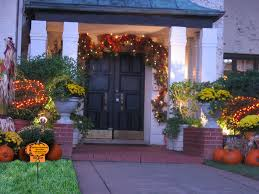 outdoor halloween decorations and lawn care marketing idea lawn outdoor halloween decorations