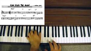 Jazz <b>Piano</b> Chord Voicings - <b>Thelonious Monk</b> Voicings - YouTube