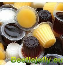 <b>100 Pieces</b> 16g Banana beetle jelly <b>bag</b>