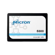"""<b>Micron 5300MAX 960GB</b> 2.5"""" SATA SSD/Solid State Drive ..."""