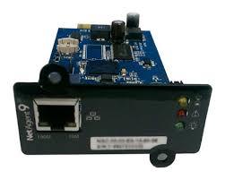 SNMP-<b>адаптер Powercom</b> NetAgent (<b>CY504</b>) <b>1</b>-<b>port</b>