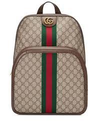 Gucci <b>Рюкзак</b> 'Ophidia Gg' <b>Среднего Размера</b> - Купить В ...