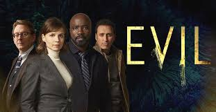 <b>Evil</b> (Official Site) Watch on CBS All Access