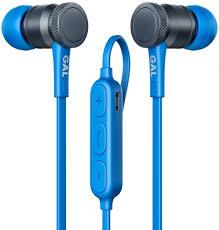 Беспроводные <b>наушники</b> с микрофоном <b>Gal BH</b>-<b>2004 Blue</b> ...