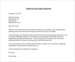 Thank You Email After Interview – 17+ Free Word, Excel, PDF Format ... Thank you letter after interview email PDF Free Downlaod