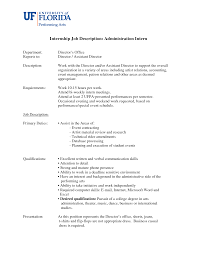 doc word job description template job description intern job description template hr intern job description word job description template