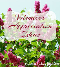 Volunteer Appreciation Themes