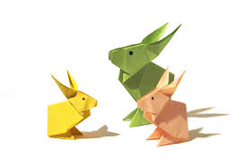 """Résultat de recherche d'images pour """"origami rabbit image"""""""