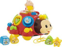 <b>Vtech</b> Развивающая игрушка <b>Говорящий жук</b> — купить в интернет ...