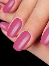 <b>Накладные ногти</b> на клеевой основе однотонные, глянцевые ...