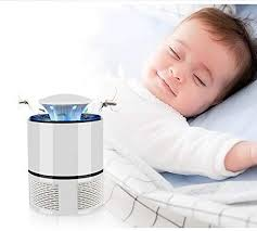 365 Nano Wave Mosquito Killer Lamp Light <b>HNW</b> - <b>018</b> USB ...