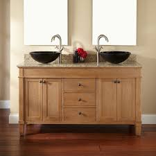 bathroom vanity uk company countertop combination: brown wooden vanity  interior light brown wooden vanity with drawers on the middle of storage combined with cream marble counter top and double black vessel sink placed on the brown wooden flooring modern bathroom vanit x