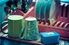 Средство для чистки посуды в домашних условиях