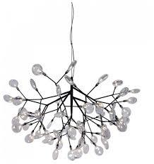 Подвесная <b>люстра Crystal Lux Evita</b> SP63 BLack/Transparent ...