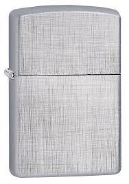 <b>Зажигалка бензиновая</b> Zippo 28181 <b>Linen</b> Weave Lighter, цена ...