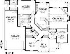 Ranch house plans  Ranch floor plans and House plans on PinterestPlan AM  Charming Country Design