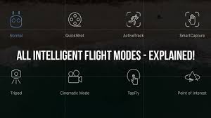 <b>DJI MAVIC AIR</b> - ALL <b>Intelligent</b> Flight Modes - EXPLAINED ...