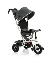 Трехколесный <b>велосипед BabyHit Kids Tour</b> XT, цвет: серый ...