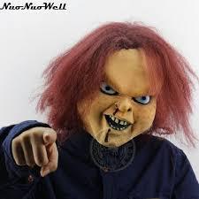 <b>Halloween</b> Free Shipping Terrorist Latex <b>Scary</b> Ghost <b>Mask</b> Toy ...