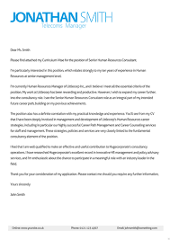 Cover Letter Examples To Apply For Job