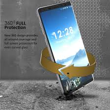 360 degree full protection hard case for samsung galaxy a7 2018 cover shockproof case glass film