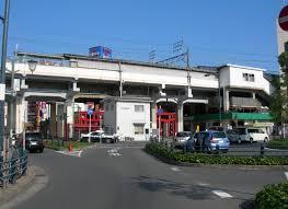 Shim-Matsudo Station