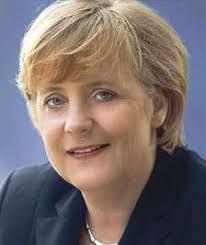 Het Amerikaanse zakenblad Forbes heeft de Duitse bondskanselier Angela Merkel woensdag voor het derde achtereenvolgende jaar uitgeroepen tot machtigste ... - Germany_Angela_Merkel_chancellor