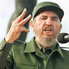 Former President Fidel Castro. But, Obama, the President of the US who is seeking another term in office, has to deal with carrying the State of Florida in ... - fidel_castro