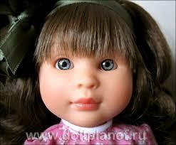 Испанская <b>кукла ASI</b> - Ani. Долл-ревью