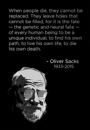 skunk bear oliver sacks was a neurologist whose books and npr oliver sacks was a neurologist whose books and essays about the human brain explored our humanity